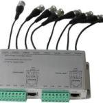 Video Balun Security Camera Installation