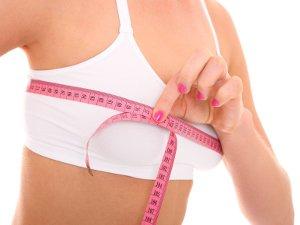 как увеличить грудь йодом