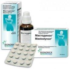 Мастодинон от мастопатии