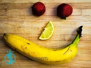 Рецепт маски от морщин с бананом и лимомно
