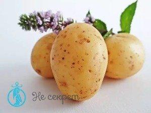 Картофель от морщин вокруг глаз