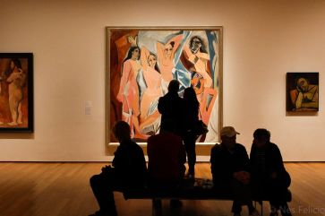 MoMA Picasso NYC