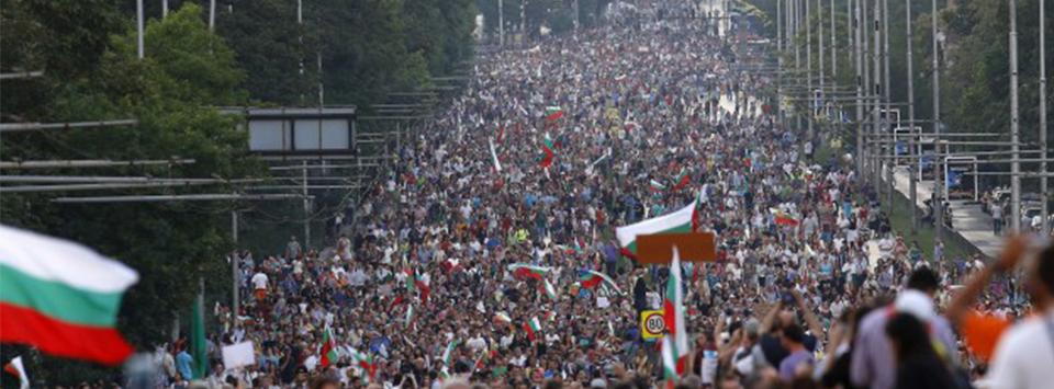 Протестите на 2013 г.