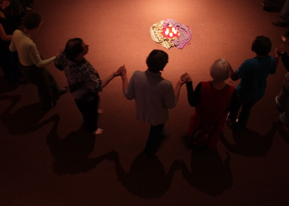 sacred circle-circle dance-world dance-ongoing events-unity