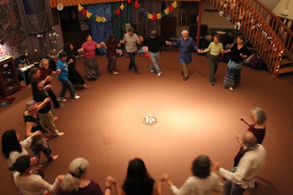 Sacred Circle Dance