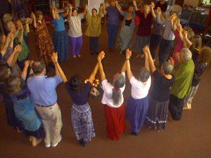 About Circle Dance - Neskaya Movement Arts Center