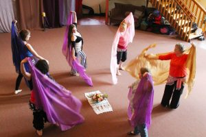 Belly Dance Oasis with Christina @ Neskaya | Franconia | New Hampshire | United States