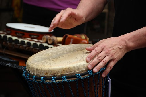 Drum in the Spring!