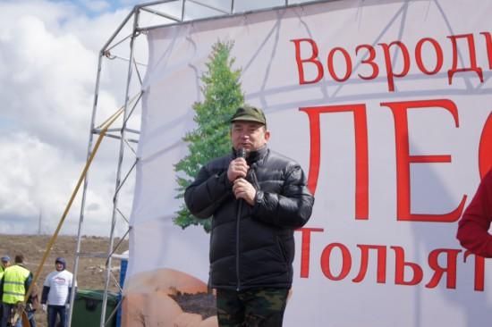 Александр Ларионов: Это действительно всенародное дело