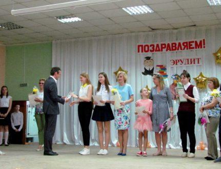 ООО «Тольяттинский Трансформатор» поддержал «Эрудита»