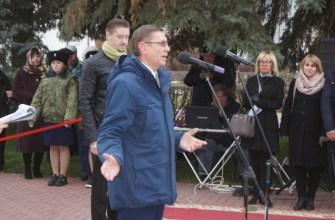 «Книга города»: в Тольятти открыли «Аллею Славы»