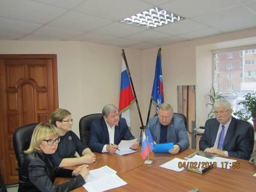 Владимир Дуцев стал первым заместителем Владимира Бокка