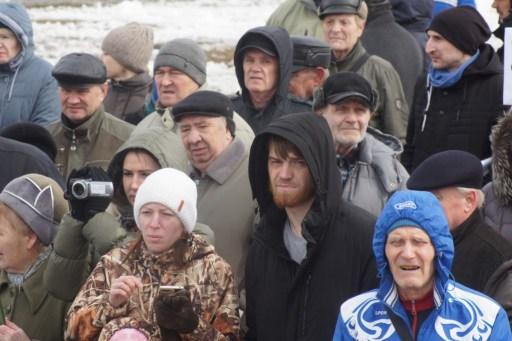 «Загнали в лужу»: тольяттинские коммунисты провели очередной митинг