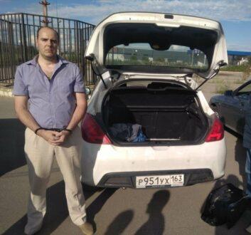 Старший оперуполномоченный из Тольятти признан виновным в вымогательстве