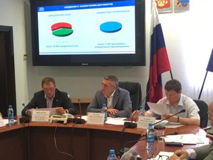 Вопросов становится  больше: в губернской думе подвели очередные итоги «мусорной реформы»