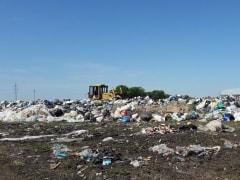 Свалка инертных отходов у Автоваза привлекла внимание администрации Тольятти