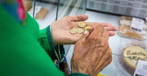 Прожиточный минимум в регионе  вырос на 466 рублей