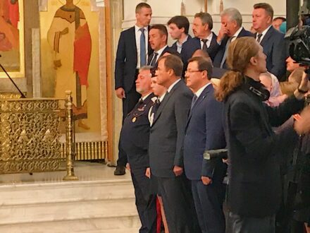 «Импульс для духовного развития»: Патриарх Кирилл побывал с визитом в Тольятти