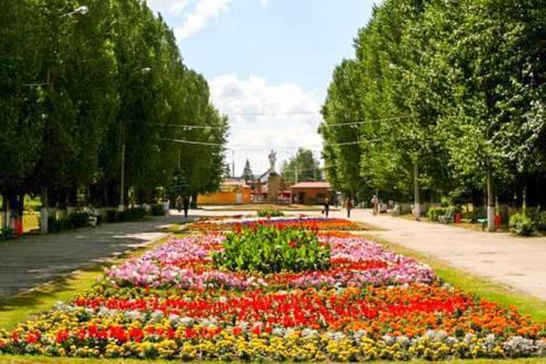 В приоритете благоустройство парка Центрального района в Тольятти