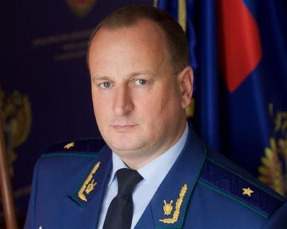 Александр Блошкин может стать новым прокурором региона