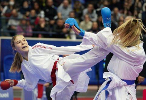 Тольяттинка Анна Чернышева стала призером чемпионата Европы по каратэ