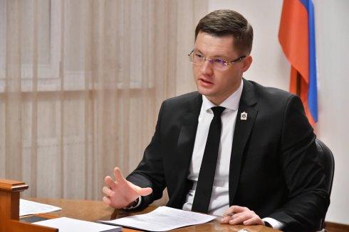 Евгений Чудаев покинул должность министра строительства Самарской области