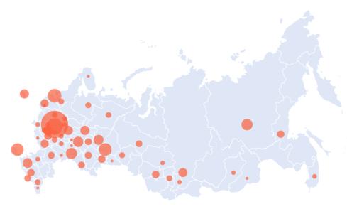В Самарской области зафиксированы новые случаи заболевания коронавирусом