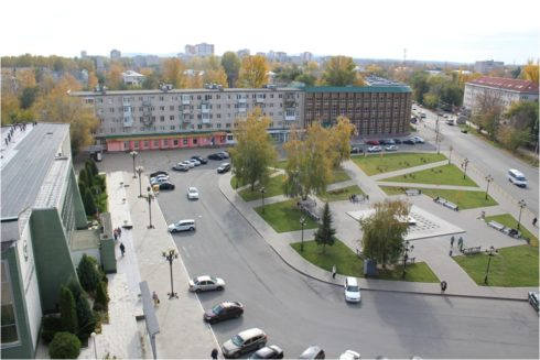 В Тольятти зажгут «Звезды Площади Искусств»