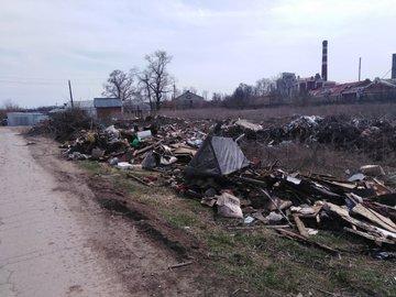 Жители Рождествено жалуются на несанкционированную свалку и нехватку мусорных контейнеров