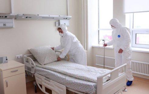 Коронавирусом стали меньше заражаться пациенты из числа контактных лиц