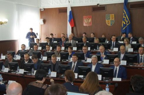 Дума Тольятти приняла важные поправки в бюджет города