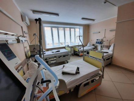 В Самарской области десять пациентов с коронавирусом подключены к аппарату ИВЛ