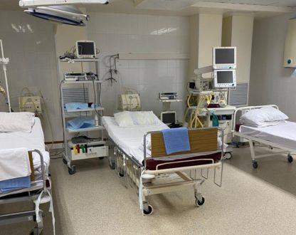 В Самарской области увеличивают коечный фонд  для пациентов с коронавирусом