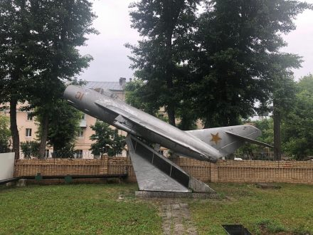 В Самару передадут памятник-самолёт МиГ-17