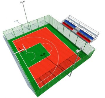 В Тольятти открылись площадки для стритбола