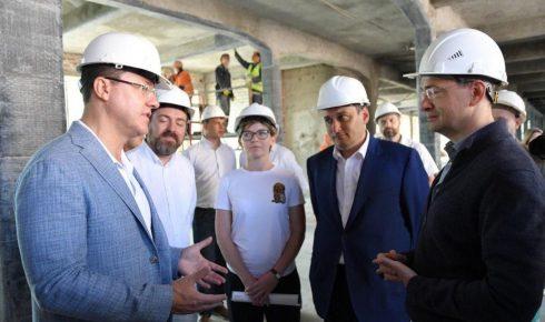 """В здании """"Фабрики-кухни"""" в Самаре планируется открыть филиал Третьяковской галереи"""