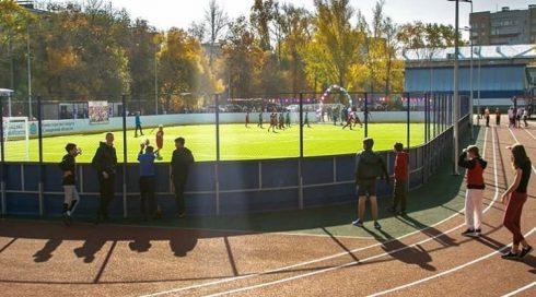 В Куйбышевском районе Самары открылся первый в регионе ФОКОТ⠀