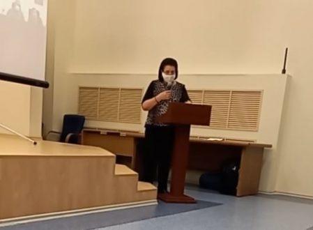 В администрации Тольятти состоялся экологический брифинг