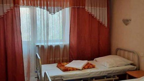 В Самарской области пациенты после пневмонии проходят реабилитацию в санатории «Можайский»