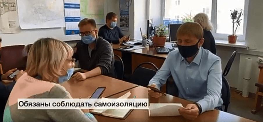 Для тольяттинских властей масочный режим оказался не обязательным