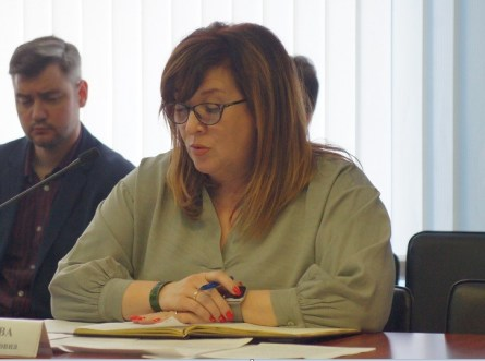 Перспективы директора школы №43 будут зависеть от Юлии Банновой