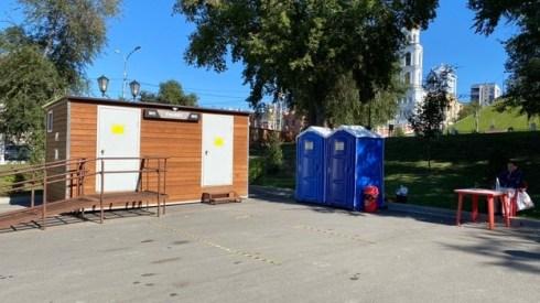 Самарские общественные туалеты попали в зону внимания УФАС
