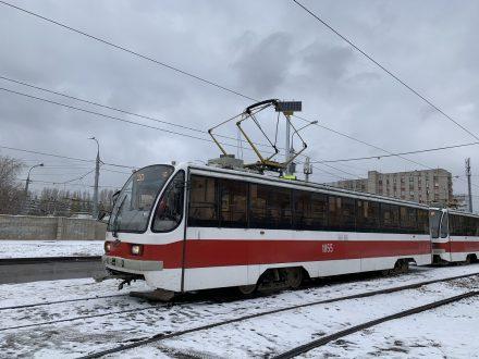 В Самаре завершаются мероприятия по запуску отопления в общественном транспорте