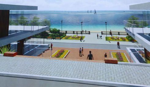 Дмитрий Азаров рассказал откуда появились средства на строительство тольяттинской набережной