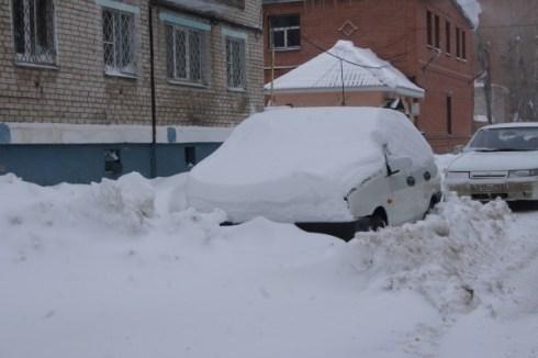 Администрация Тольятти получила предостережение прокуратуры за уборку улиц от снега