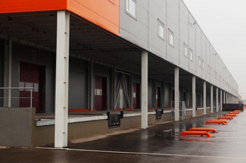 В индустриальном парке «Преображенка» построен второй корпус для аренды складских помещений