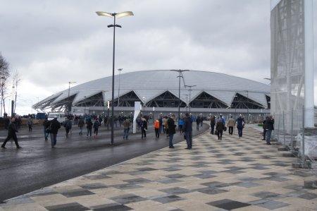 Стало известно, кто будет охранять территорию стадиона «Самара Арена»