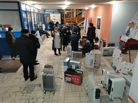 В Самарской области ковидный госпиталь остался без отопления