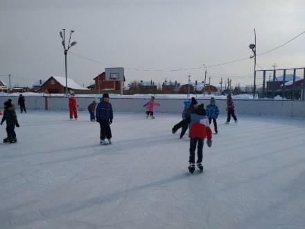 В Самаре на ледовых площадках  начали работу общественные тренеры