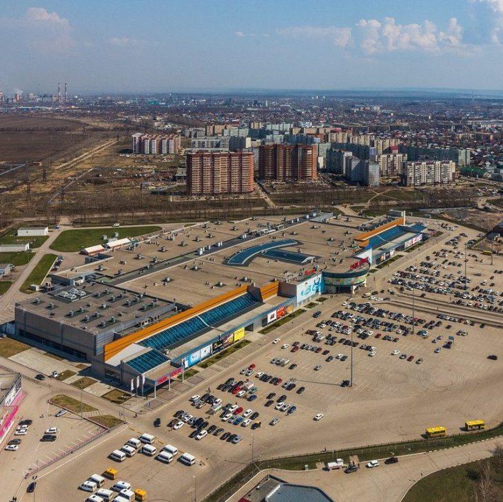 """В Тольятти может появиться новый квартал в районе ТЦ """"Парк Хаус"""""""